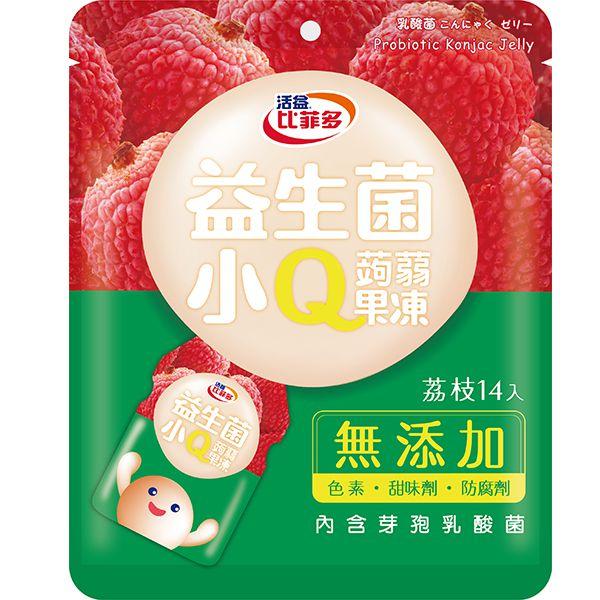 比菲多益生菌小Q果凍(荔枝)280g
