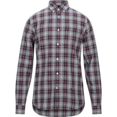 ペペジーンズ PEPE JEANS メンズ シャツ トップス checked shirt Grey