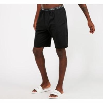 カルバンクライン Calvin Klein メンズ ショートパンツ ボトムス・パンツ Waist Band Short Black
