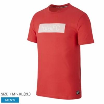 【メール便可】NIKE ナイキ 半袖Tシャツ FC シーズナル グラフィック Tシャツ CD0168 メンズ カジュアル トップス