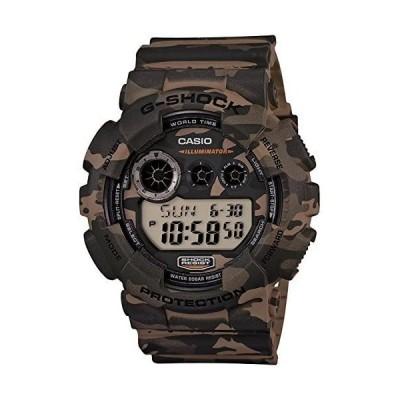 [カシオ]CASIO 腕時計 G-SHOCK CAMOUFLAGE Gショック カモフラージュ GD-120CM-5 メンズ