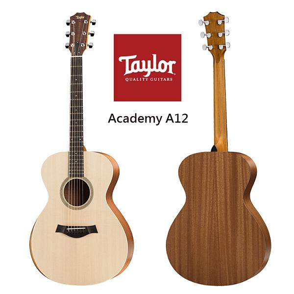 小叮噹的店 - Taylor Academy 學院系列 A12 40吋 GC桶 木吉他 附原廠琴袋 公司貨