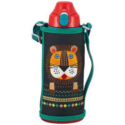 タイガー TIGER ステンレスボトル 「サハラ コロボックル」(0.8L) ライオン ライオン KL MBRC08G