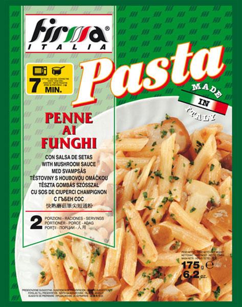 義大利Firma即食蘑菇筆尖麵