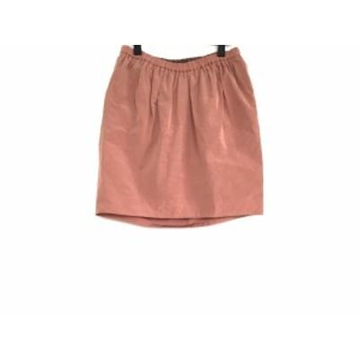 ドレステリア DRESSTERIOR スカート サイズ38 M レディース ライトブラウン【還元祭対象】【中古】
