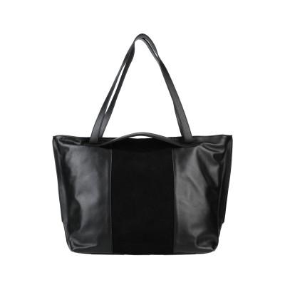 STELE ハンドバッグ ブラック 革 ハンドバッグ