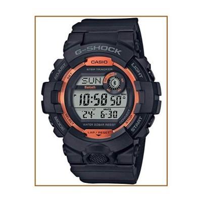 メンズ カシオ G-Shock デジタルパワートレーナー 連結ブラック樹脂腕時計 GBD800SF-1並行輸入品
