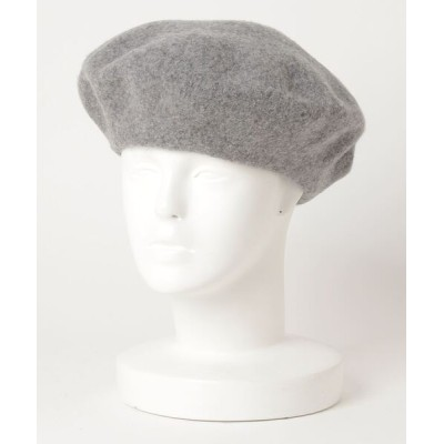 yield / 【Basiquenti】Basique Beret Large BCP-E62980 MEN 帽子 > ハンチング/ベレー帽