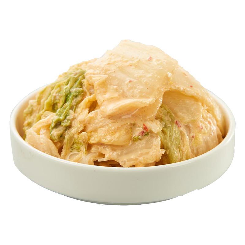 益康-黃金泡菜420g(冷藏)-得福