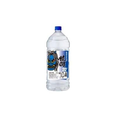 秋田なまはげ焼酎 20度4Lペットボトル