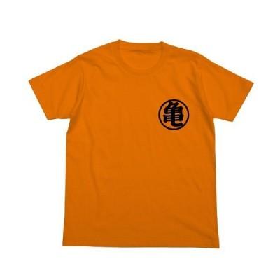 ドラゴンボールZ 悟空の尻尾 Tシャツ オレンジ Sサイズ