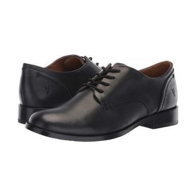 Frye フライ レディース 女性用 シューズ 靴 オックスフォード ビジネスシューズ 通勤靴 Elyssa Oxford - Black