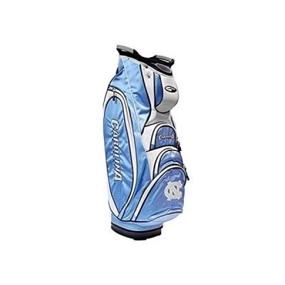 【送料無料】Team Golf NCAA North Carolina Tar Heels Victory Golf Cart Bag, 10-way Top w【並行輸入品】