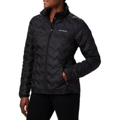 コロンビア レディース ジャケット・ブルゾン アウター Columbia Women's Delta Ridge Down Insulated Jacket Black