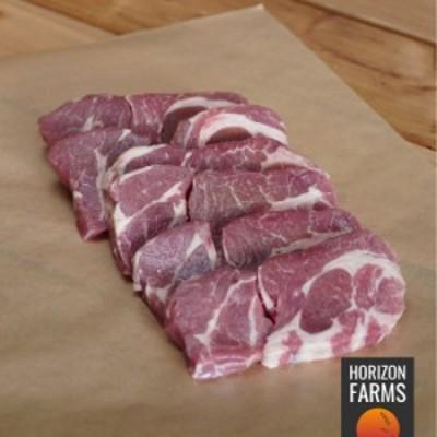 ニュージーランド産 ラムショルダー 焼肉用 厚切り スライス 300g 最高品質
