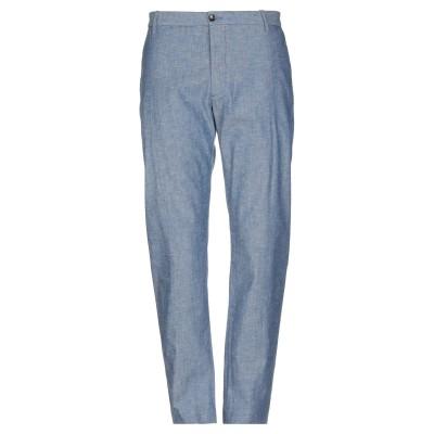 NINE:INTHE:MORNING パンツ ブルー 44 コットン 100% パンツ
